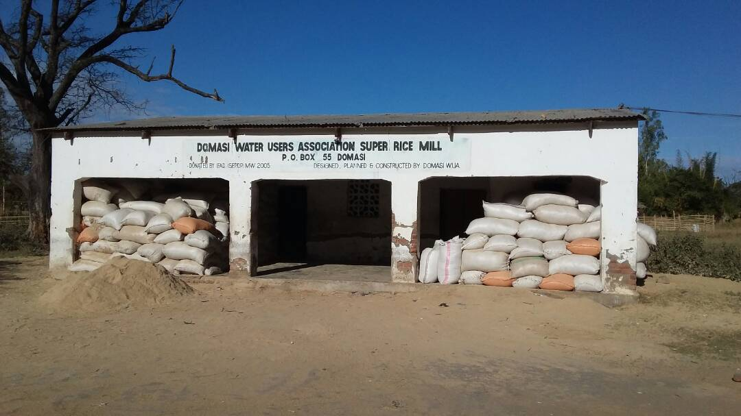 Collective storage and Marketing of Rice: A case of Domasi Rice Association, Machinga